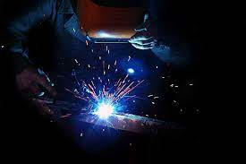 Welding For Spiritual Activities